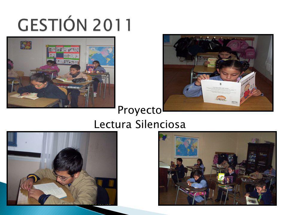 Proyecto Lectura Silenciosa