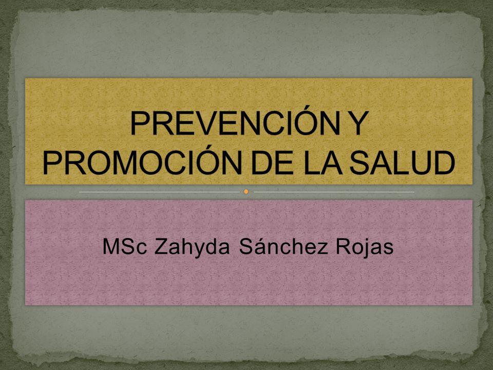 MSc Zahyda Sánchez Rojas