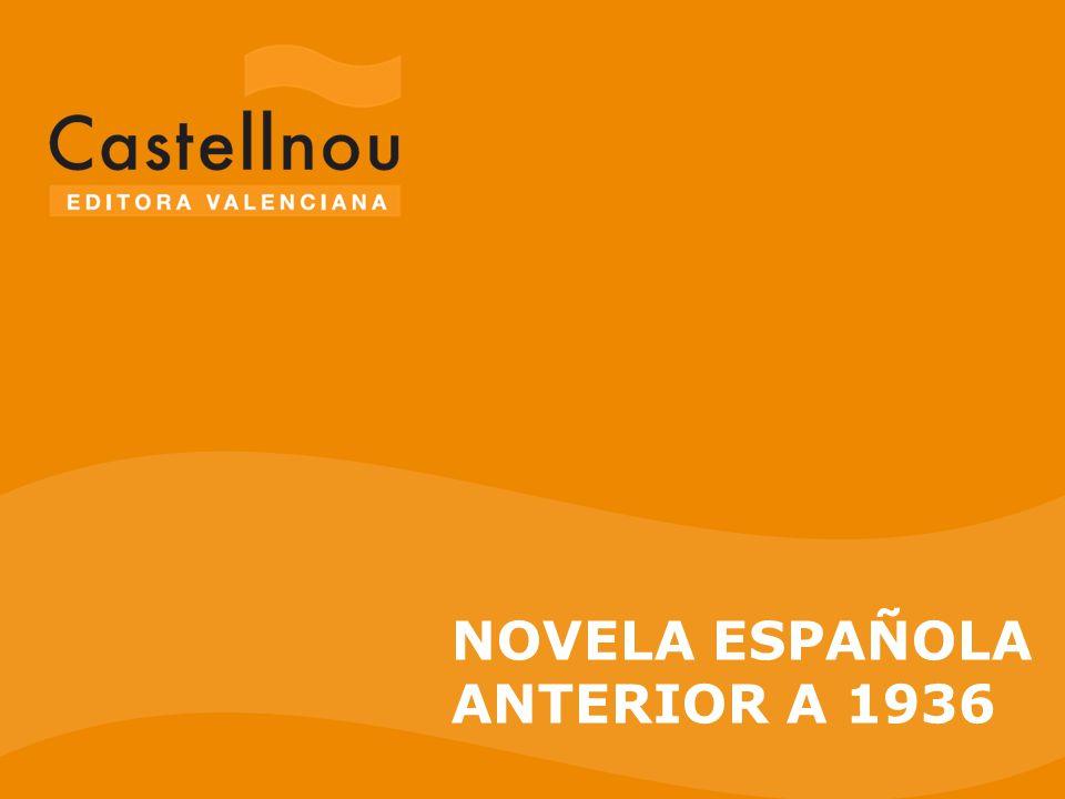 Novela española anterior a 1936 ÍNDICE RENOVACIÓN DE LA NOVELA EN EL SIGLO XX RENOVACIÓN DE LA NOVELA EN EL SIGLO XX AUTORES DESTACADOS (I) AUTORES DESTACADOS (I) AUTORES DESTACADOS (II) AUTORES DESTACADOS (II) LA NOVELA NOVECENTISTA LA NOVELA NOVECENTISTA NOVELA VANGUARDISTA Y DEL 27 NOVELA VANGUARDISTA Y DEL 27 ENLACES ENLACES