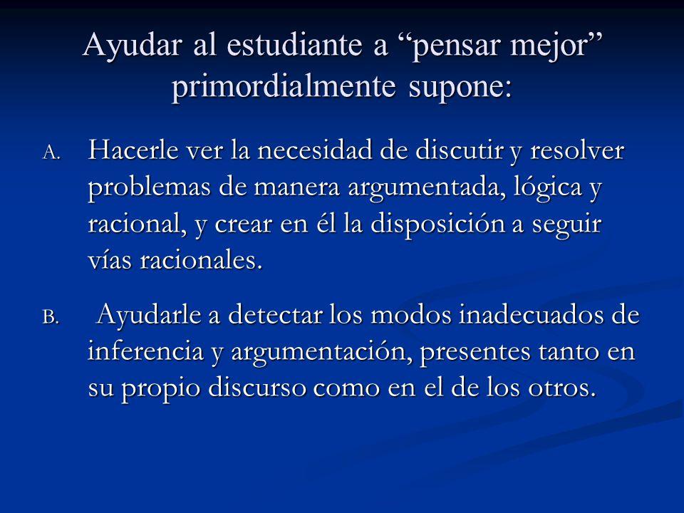 CONCEPTOS DE LA ENSEÑANZA DE LENGUAS EXTRANJERAS APLICABLES A LA ENSEÑANZA DE LA LÓGICA: LOS FALSOS PRINCIPIANTES CONCEPTOS DE LA ENSEÑANZA DE LENGUAS EXTRANJERAS APLICABLES A LA ENSEÑANZA DE LA LÓGICA: LOS FALSOS PRINCIPIANTES La mayor parte de los estudiantes de una lengua extranjera de alta penetración cultural (el inglés, por ejemplo) suelen ser falsos principiantes, pues no es verdad que desconozcan del todo el vocabulario y la morfosintaxis de la lengua meta.