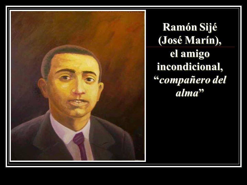 Ramón Sijé (José Marín), el amigo incondicional, compañero del almacompañero del alma