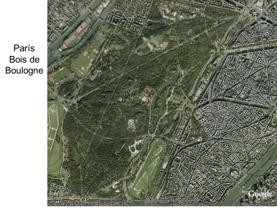 París Bois de Boulogne