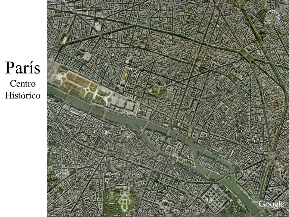 París Centro Histórico