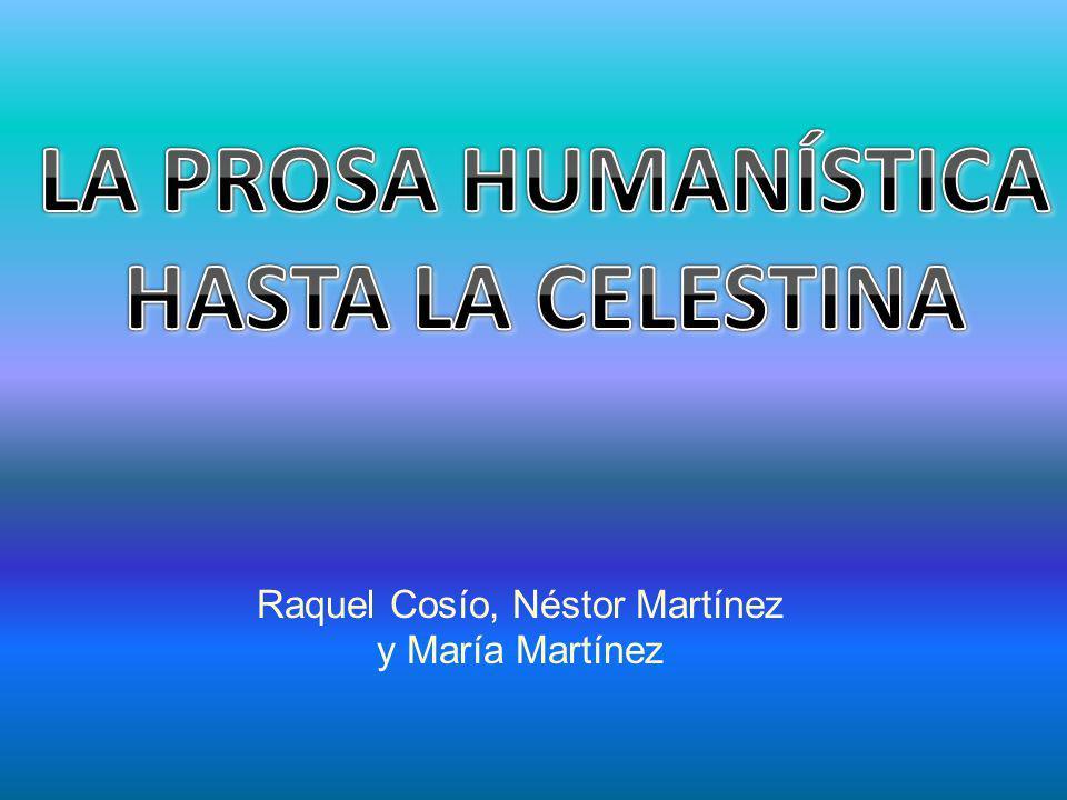 Raquel Cosío, Néstor Martínez y María Martínez