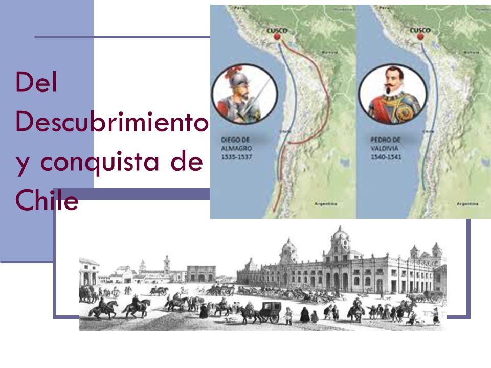 Del Descubrimiento y conquista de Chile