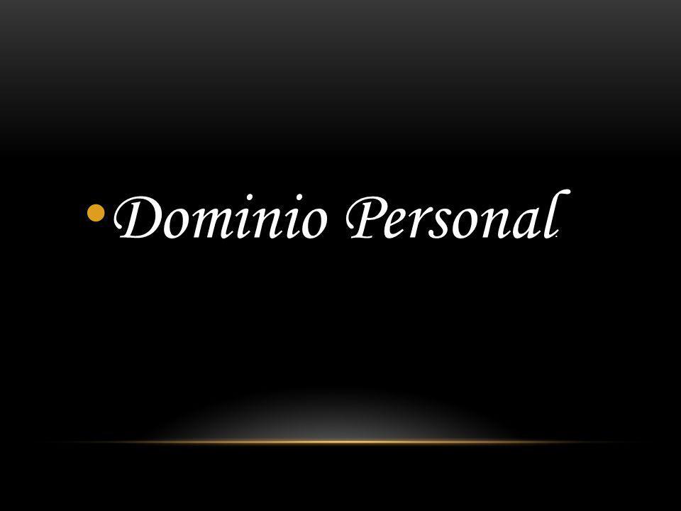 Dominio Personal.