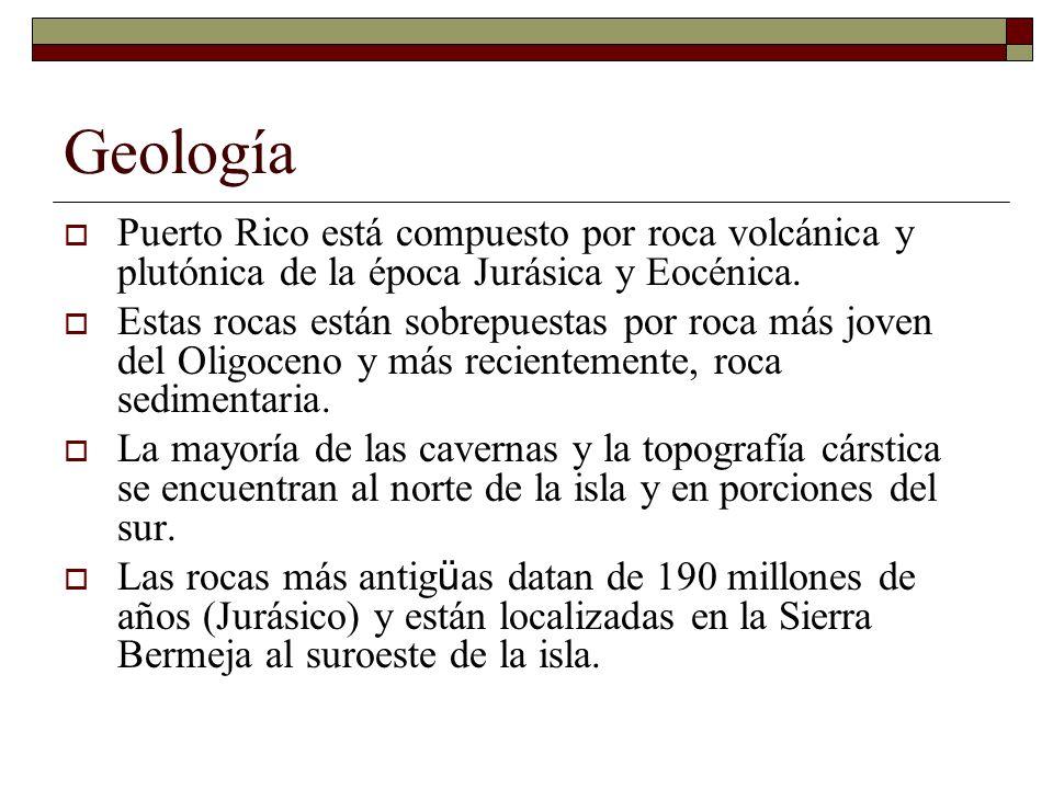 Datos Curiosos El origen de la trinchera data del los comienzos de la era Terciaria y parece ser parte de un complejo sistema de fallas de cizallamiento al norte del Caribe.