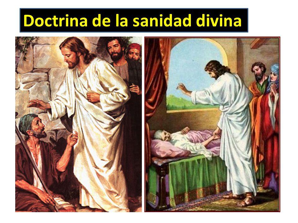 Doctrina de la sanidad divina