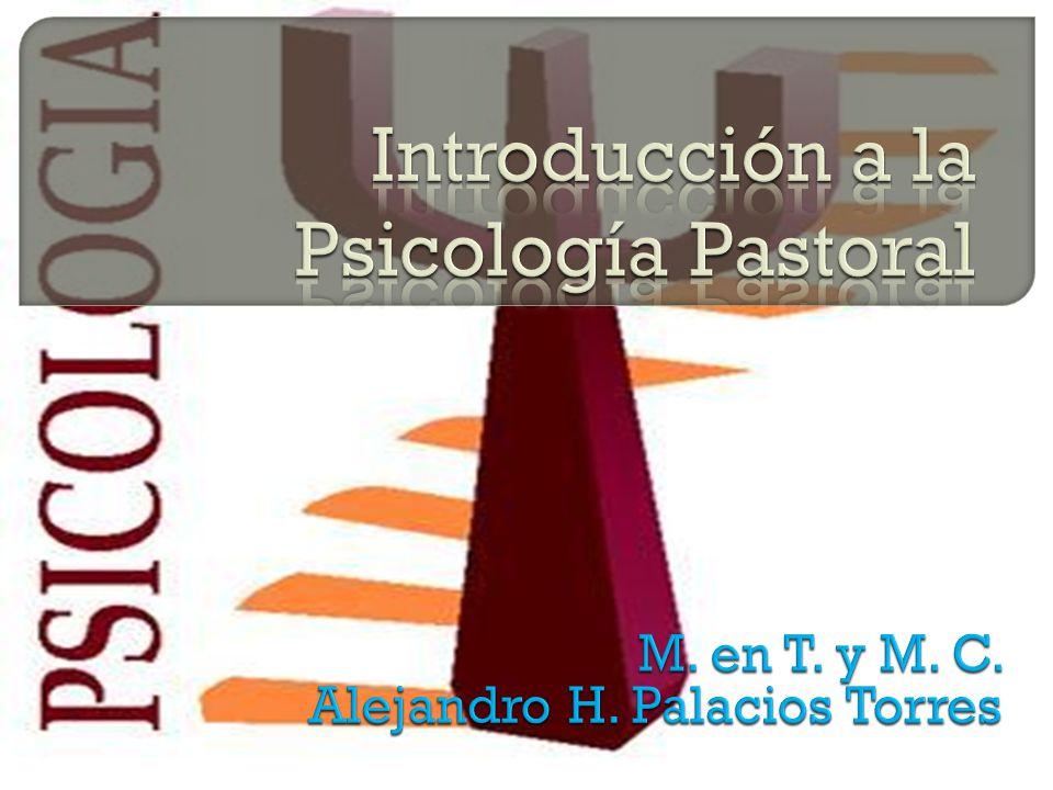 El presente estudio intenta adentrarse en esta tierra de nadie entre Teología y psicología, entre pastoral y psicoterapia.