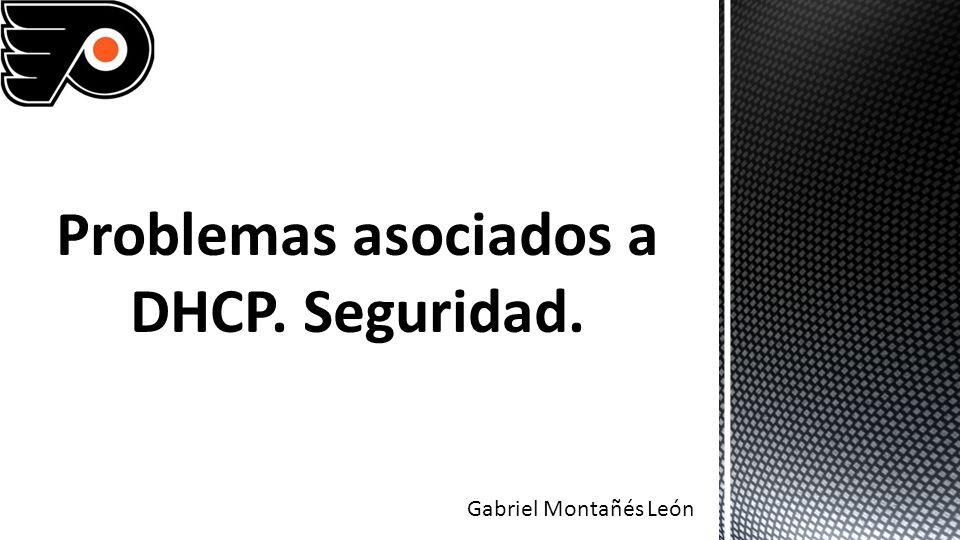 Gabriel Montañés León