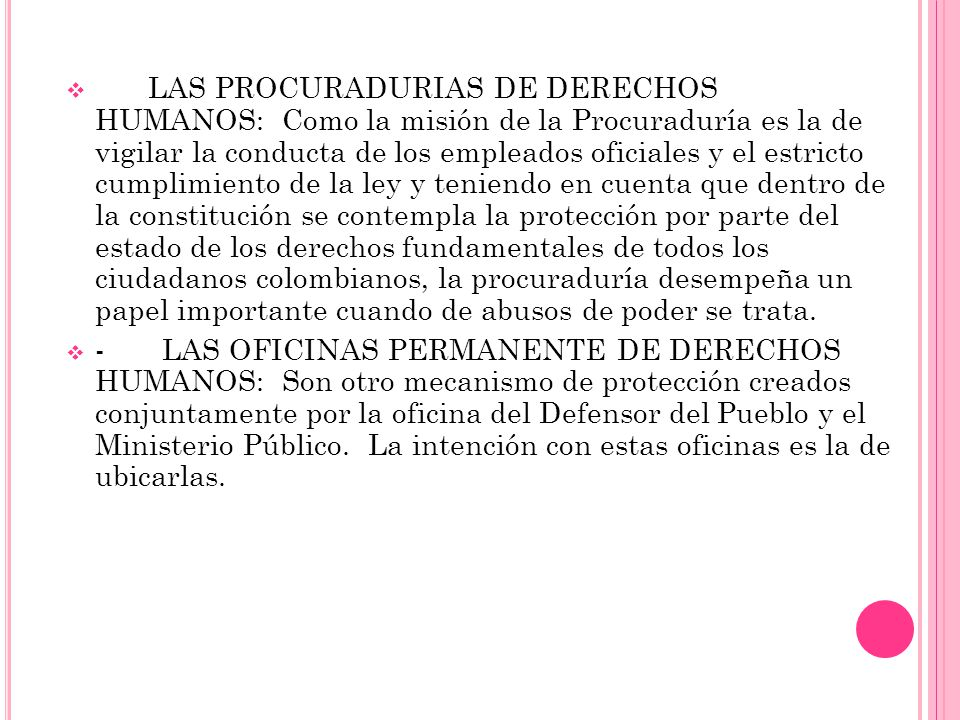 A LGUNAS FORMAS LEGALES PARA PROTEGER LOS DERECHOS HUMANOS.
