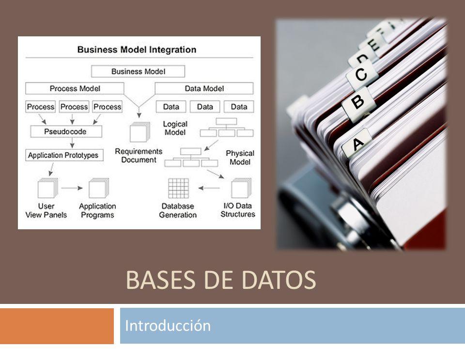 Ejemplos de Simuladores de DB y Motores de BD Tablas de visual fox Microsoft Access Etc.