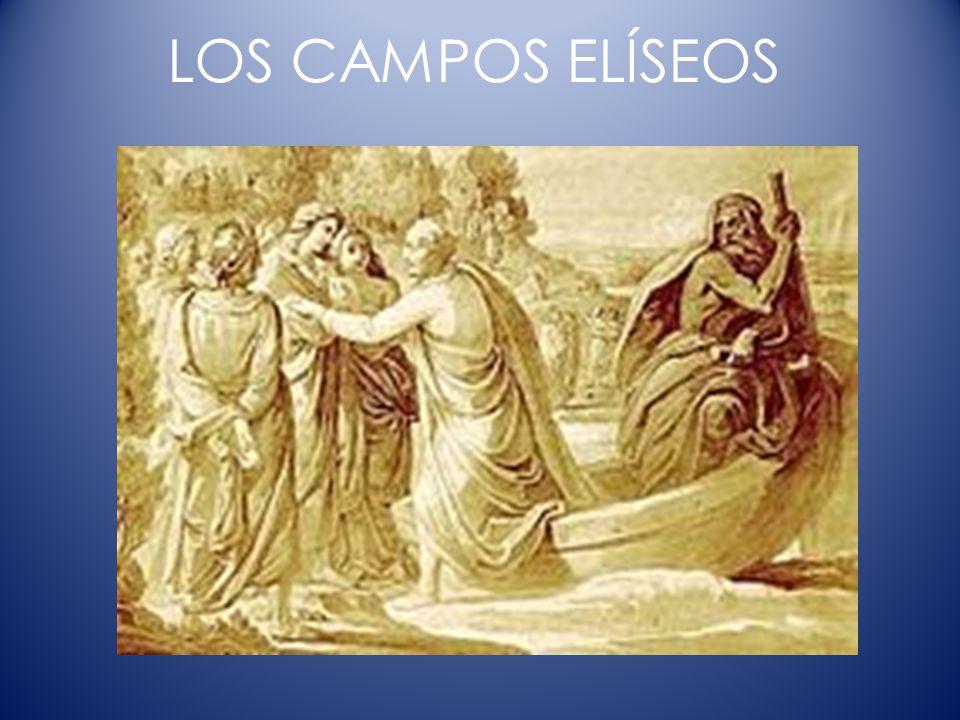 LOS CAMPOS ELÍSEOS