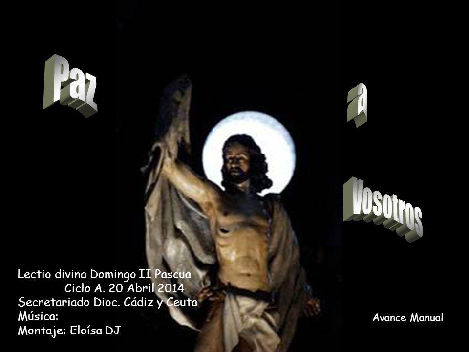 creemos que Jesús murió y resucitó.