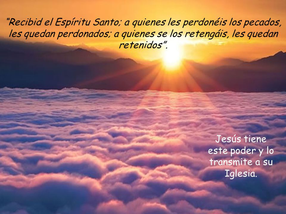 El Hijo de Dios ha sido enviado para que el mundo se salve por medio de Él y toda su existencia terrena, es una constante manifestación de aquella voluntad divina de que todos se salven.