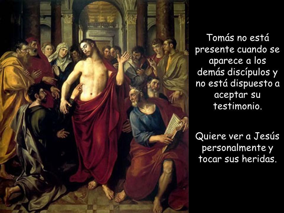 Recibid el Espíritu Santo; a quienes les perdonéis los pecados, les quedan perdonados; a quienes se los retengáis, les quedan retenidos. Jesús tiene e