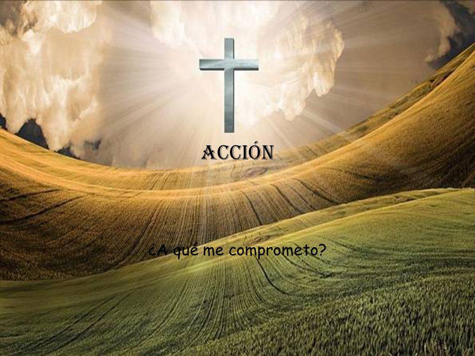 Reconoce y agradece el testimonio de los que cambian y entregan su vida porque creen en el Resucitado, como les sucedió a los discípulos.
