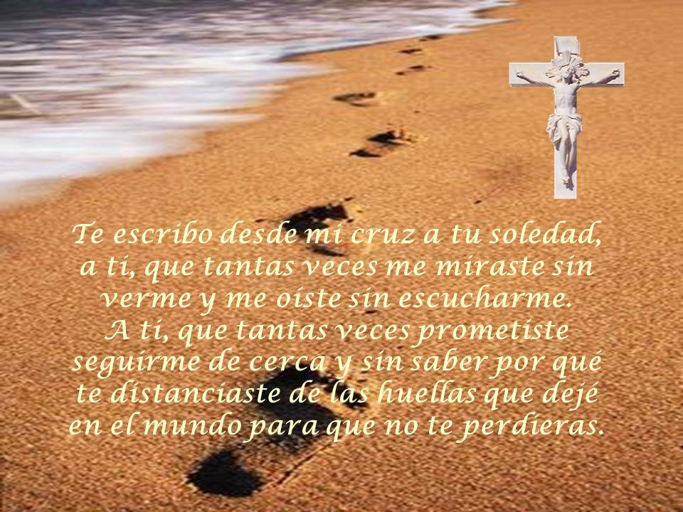 visita: www.Vitanoble Powerpoints Desde mi Cruz a tu Soledad
