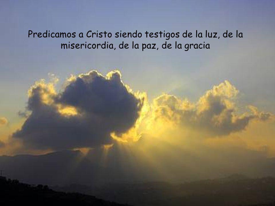 Los mandamientos cristianos son vivir la vida de Jesucristo por la fuerza del Espíritu de la Verdad.