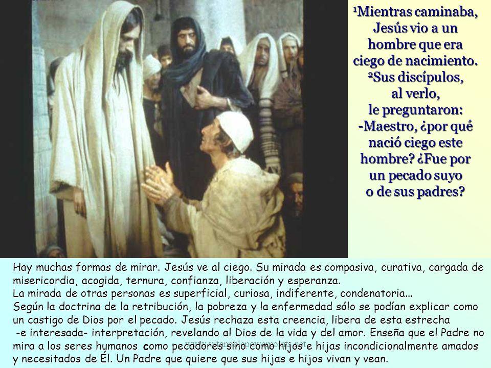 www.vitanoblepowerpoints.net Texto : Juan 9, 1-41 / 4 domingo de Cuaresma –A-. Comentarios y presentación: M. Asun Gutiérrez. Música: Mahler. Sinfonía
