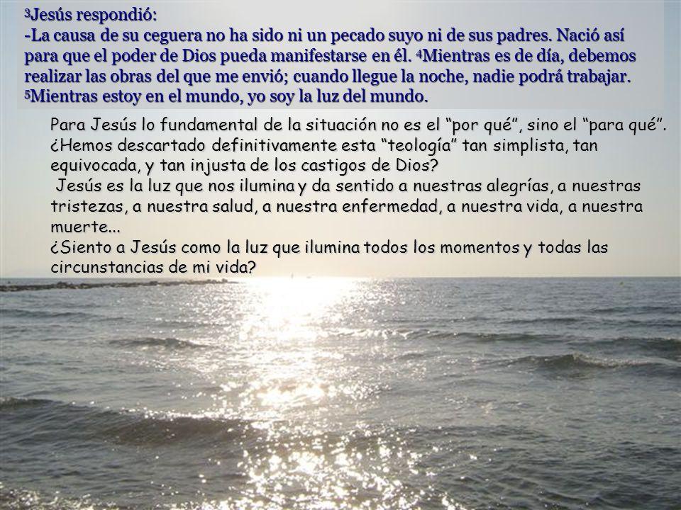 www.vitanoblepowerpoints.net Hay muchas formas de mirar. Jesús ve al ciego. Su mirada es compasiva, curativa, cargada de misericordia, acogida, ternur