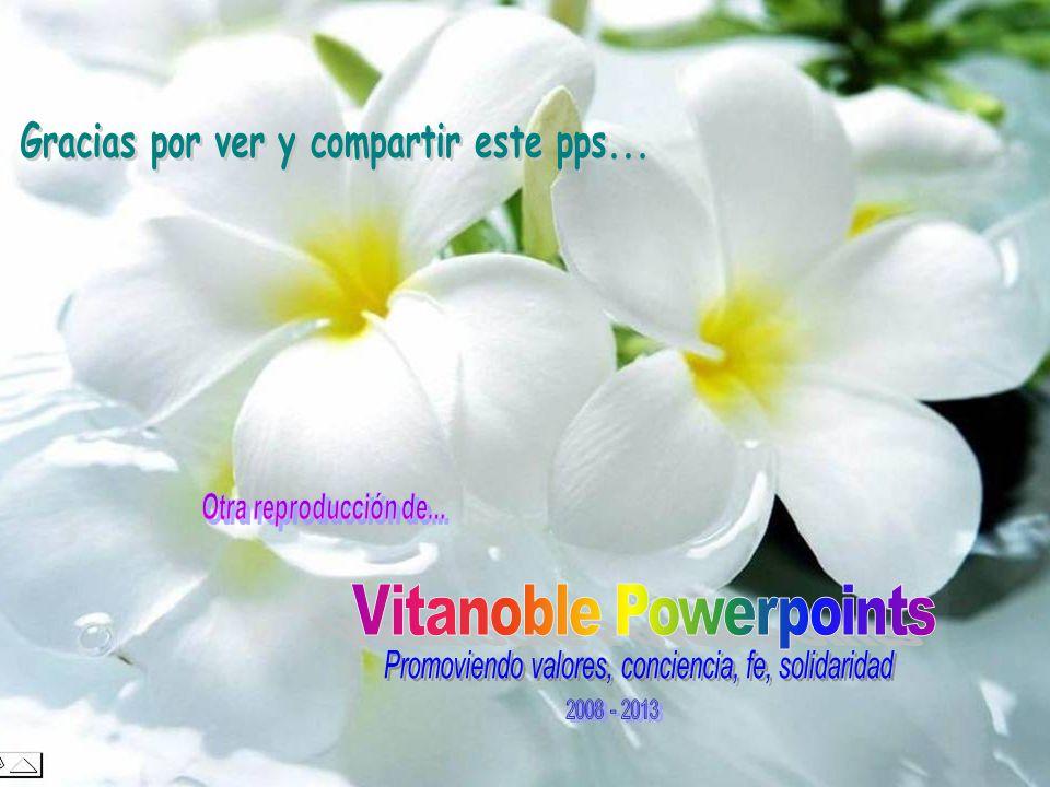 Un pps de Beatriz en www.vitanoblepowerpoints.net