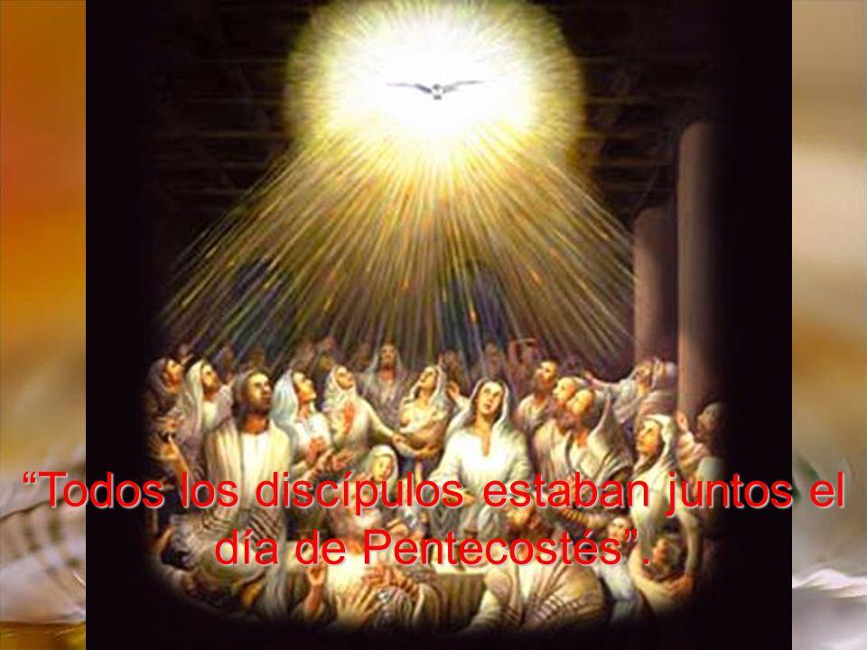 Allí esperarían el cumplimiento de la promesa del Espíritu.