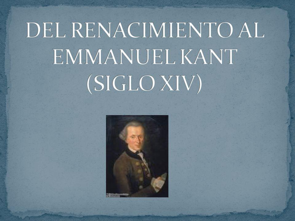 Los grandes pedagogos del siglo XVIII que siguieron las ideas de Rousseau y Kant fueron: Pstalozzi, Herbart y Froebel.