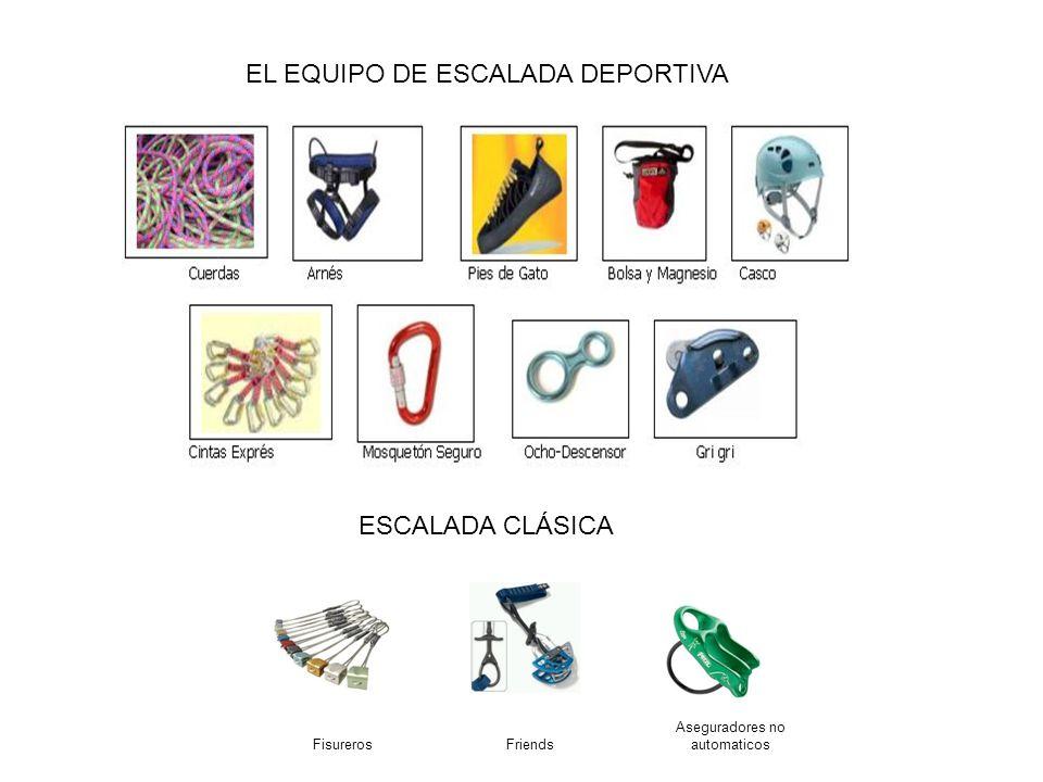 18 FisurerosFriends EL EQUIPO DE ESCALADA DEPORTIVA ESCALADA CLÁSICA Aseguradores no automaticos