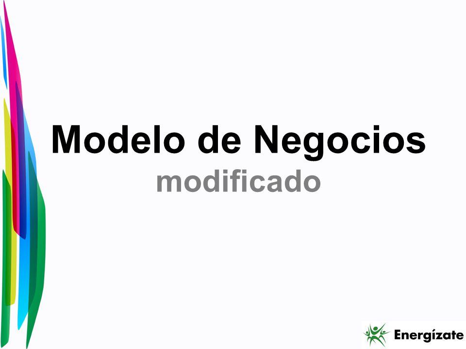 Modelo de Negocios modificado