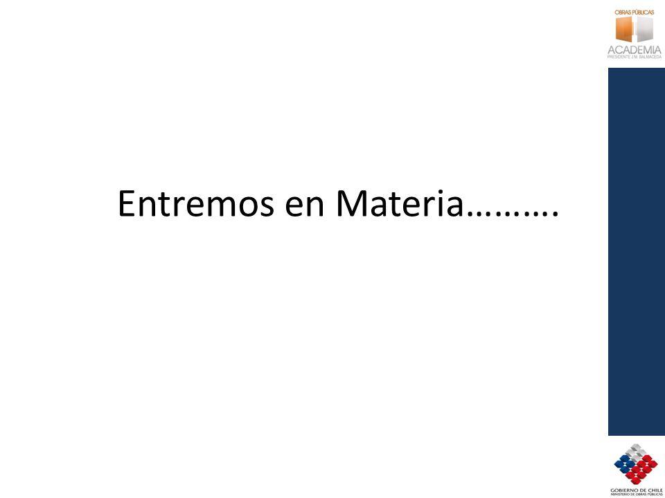 Entremos en Materia……….