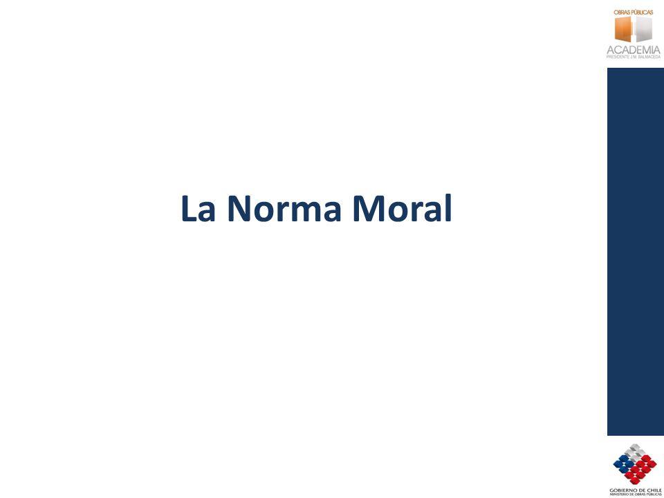 La Norma Moral