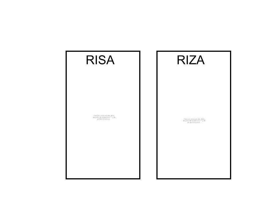 RIZA RISA