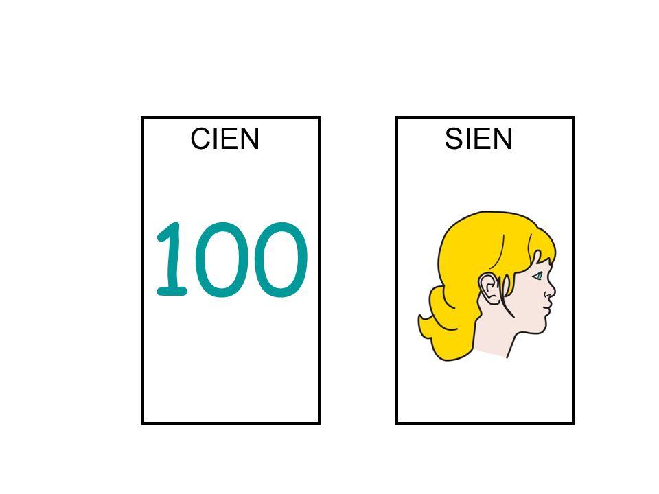 SIEN CIEN 100