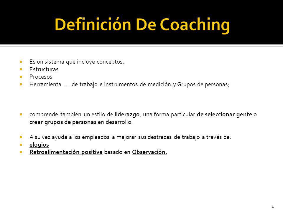 Es un sistema que incluye conceptos, Estructuras Procesos Herramienta ….
