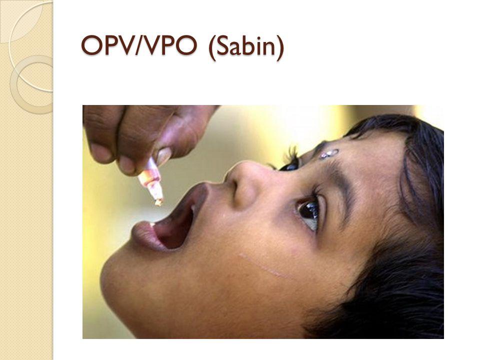 OPV/VPO (Sabin)