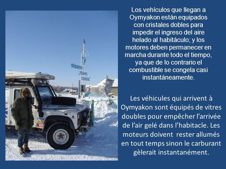 Como podéis observar en la imagen anterior en invierno la nieve sobre la ruta es tan espesa que muchos camiones terminan literalmente enterrados bajo