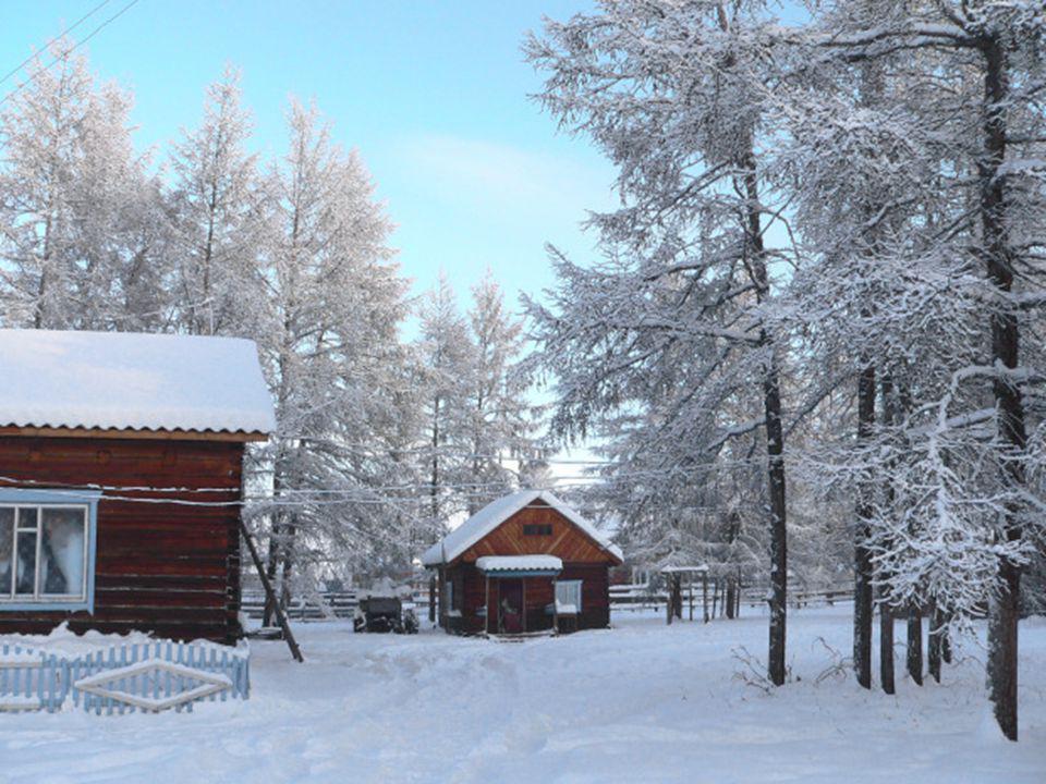 A principios del siglo XX fue un lugar de crianza de renos, con el apogeo del régimen soviético se convirtió en una ciudad muy bien provista, ya que las montañas de la región son sumamente ricas en oro, plata, platino y otros metales preciosos.