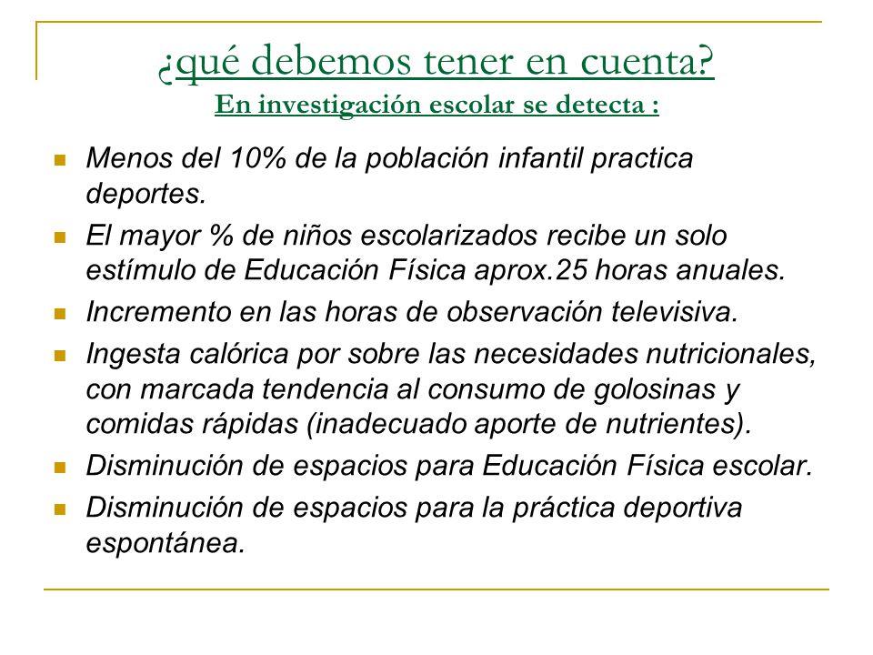 En clubes: Desconocimiento de las adaptaciones y respuestas fisiológicas al esfuerzo en niños y jóvenes.