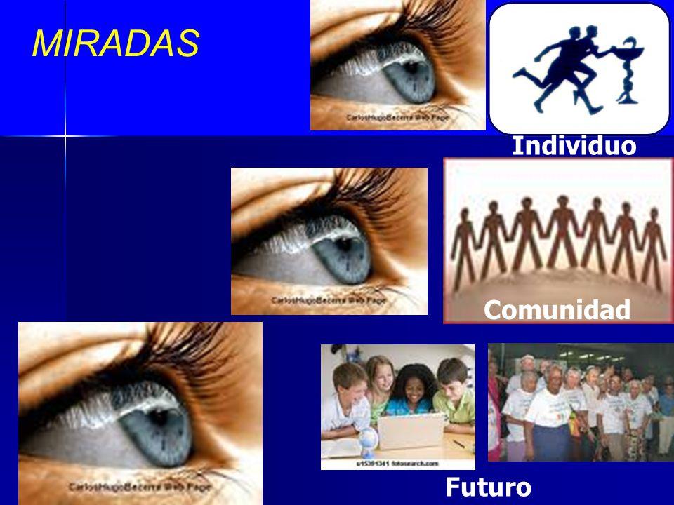 MIRADAS Futuro Comunidad Individuo