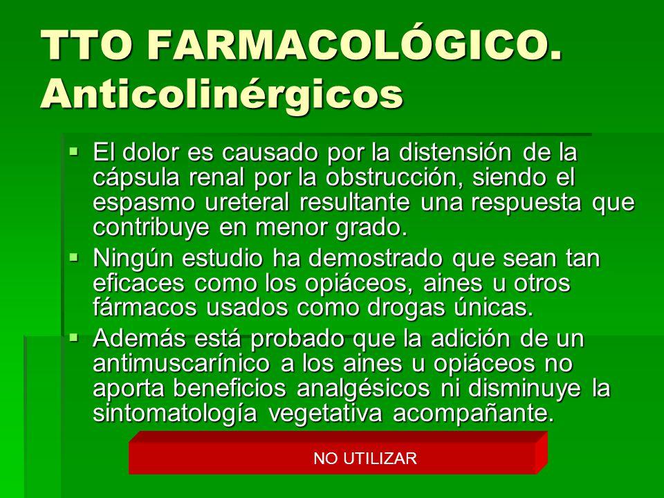 TTO FARMACOLÓGICO.