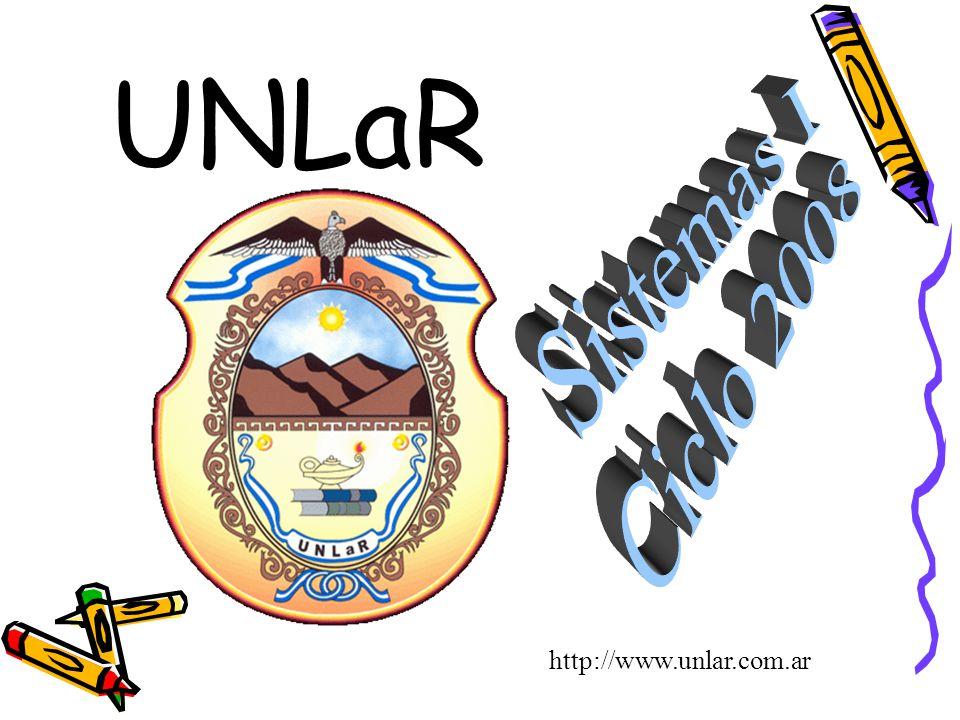 UNLaR http://www.unlar.com.ar