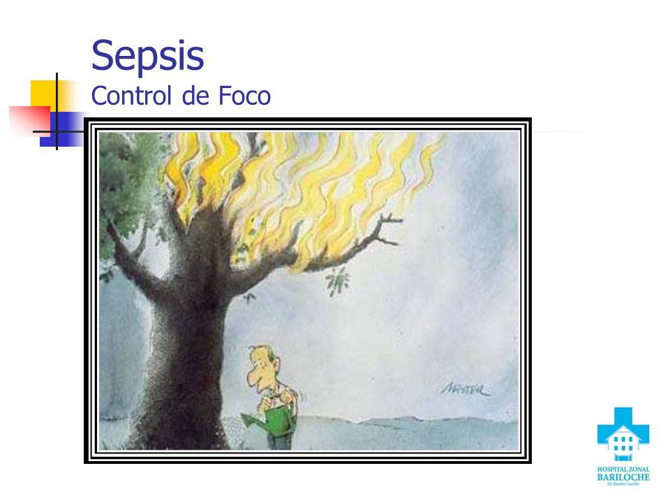 Sepsis Antibióticos