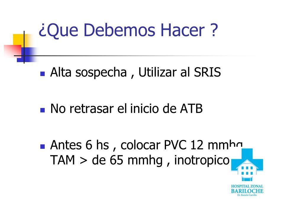 Sepsis Otras medidas Corticoides - Bone R CCM1987 - Annane D CCM 1991 - Corticus NEJM 2008 Proteina C Activada - Prowes Control estricto de la glucemi