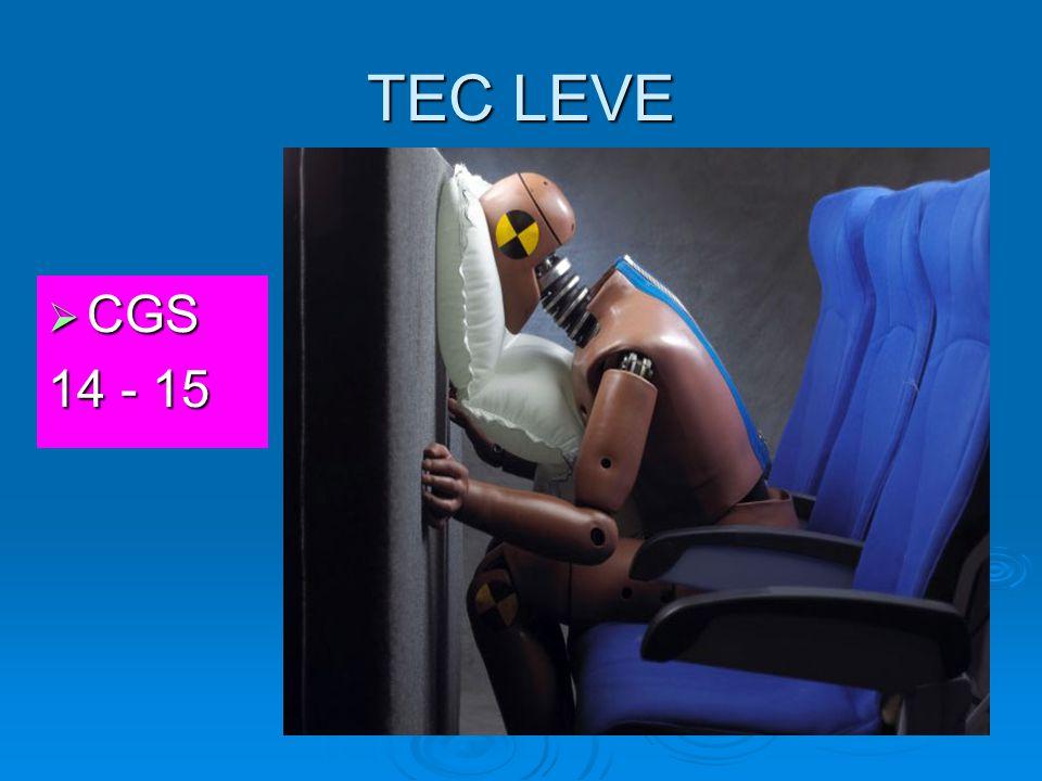 TEC LEVE CGS CGS 14 - 15
