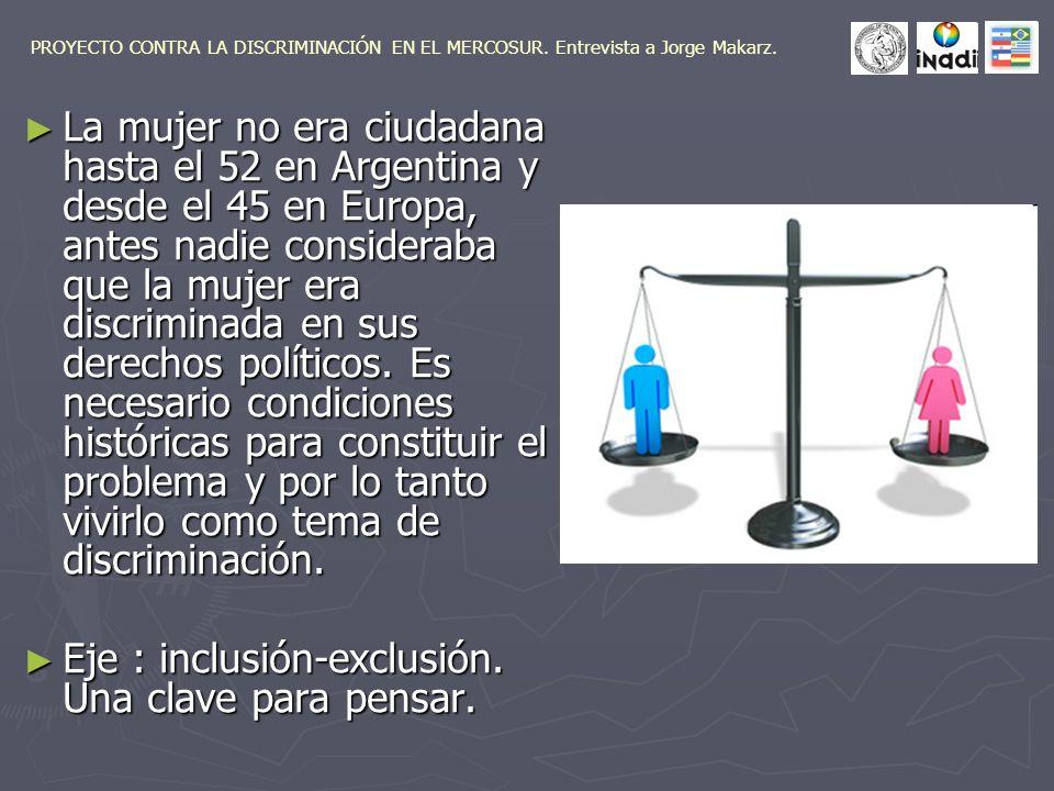 Plan Nacional Contra la discriminación: con el nuevo libro se está cumpliendo con lo propuesto en la ley nacional.