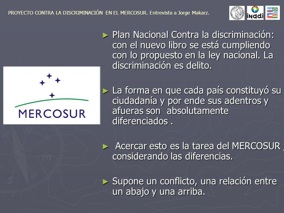 PAÍS FORMA DE ORGANIZACIÓN Argentina abarca la discriminación como una totalidad y fue incluida originalmente en el Ministerio del Interior aunque estaba concebida para estar donde actualmente está que es la M de Justicia.