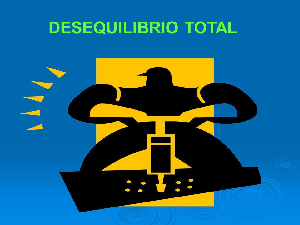 DESEQUILIBRIO TOTAL