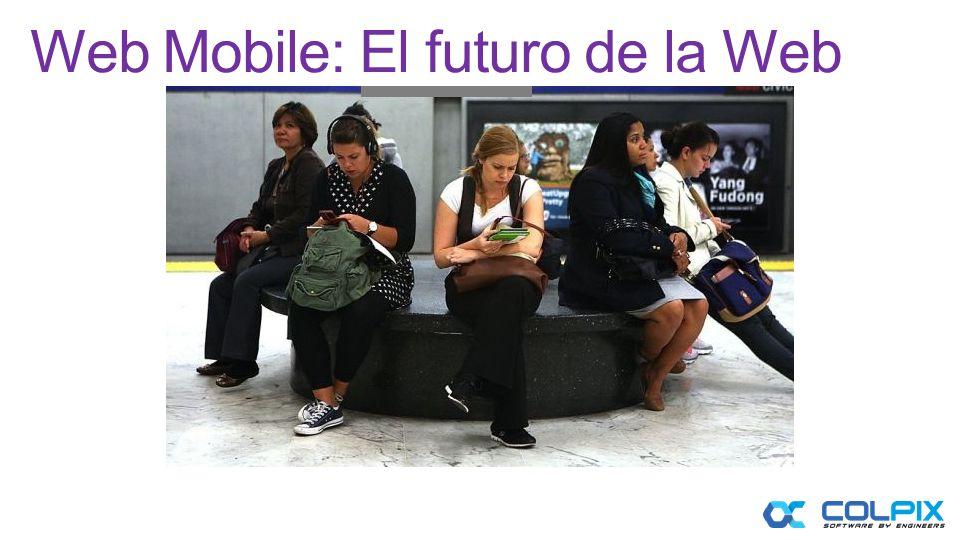 Web Mobile: El futuro de la Web