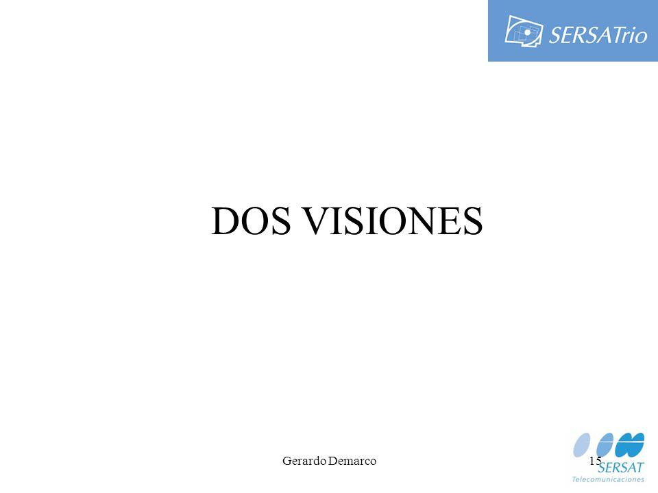 Gerardo Demarco15 DOS VISIONES